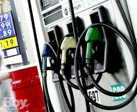 Impuestos Específicos y Variables de Combustibles